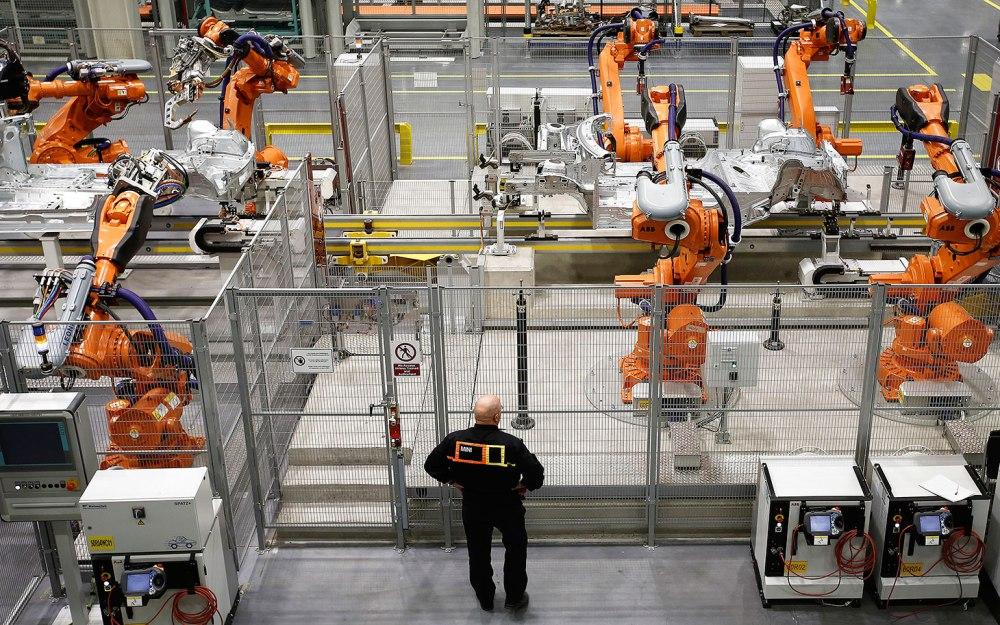 Bayerische Motoren Werke AG Unveil Their Latest Mini Automobile