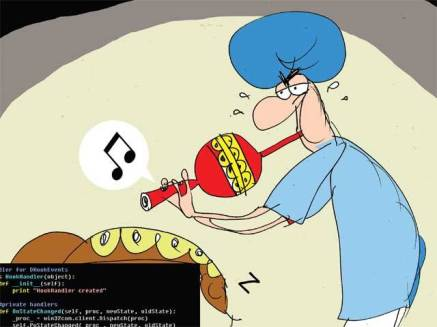 python_flute